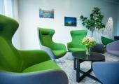 Tallinna Lennujaama äriklassi ootesaal valiti Euroopa lennujaamade seas parimaks