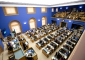 Riigikogu võttis vastu 2018. aasta riigieelarve seaduse