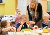Kuus linna kooli ja lasteaeda hakkavad pakkuma mahetoitu