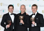 "Parima filmi Bafta-auhinna sai ""Kolm reklaamtahvlit linna servas"""