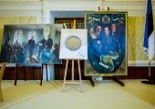 FOTOD! Eesti Panka külastas juubelimündi tutvustusel 750 inimest