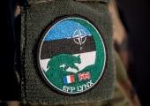 Eesti sõdurid Liibanonis tähistasid riigi aastapäeva rivistusega