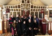 Kristiine linnaosa vanem Jaanus Riibe külastas vanausuliste palvelat