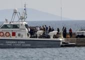 Kreeka saare lähedal päästeti mitukümmend migranti