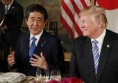 Trump lubas töötada Põhja-Koreas olevate jaapanlaste vabastamiseks