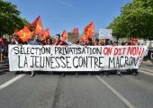 Prantsusmaal protestis Macroni reformide vastu üle 100 000 inimese