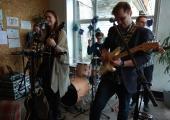 VIDEO! Kelly's Puzzle avas jazzkaare tasuta kontsertite päeva