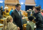 Peaminister Jüri Ratas: Riigikogu lahtiste uste päev on alati olnud atraktiivne