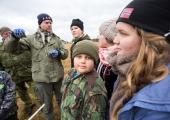 Üle 140 noore omandasid Kaitseliidu laagris riigikaitseoskusi