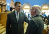 Peaminister Ratas Riigikogu lahtiste uste päeva infotunnis: Eesti peab saama sidusamaks, solidaarsemaks ja võrdsemaks