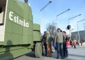 FOTOD! Veteranirocki militaarmessil sai ägedaid sõjamasinaid näha