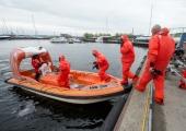 Rahvusvaheline merepäästeõppus toob tegevuse Sillamäe lähistele