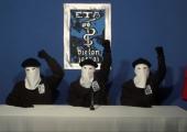 ETA andis Prantsuse võimudele mitu kasti relvi