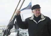 KAPTEN PEETER VEEGEN: Laevasõit muutub üha ohtlikumaks, sest laevad on kerged ja torme rohkem