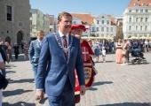 FOTOD JA VIDEOD! Taavi Aas: töötame koos, et muuta Tallinn veel kaunimaks ja paremaks
