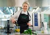 Tippkokk Angelica Udeküll õpetab lapsed neile vastumeelseid toite armastama