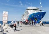 Täna külastab Tallinna kuni 4800 kruiisituristi