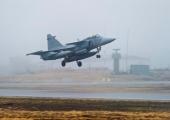 Rootsi õhuvägi harjutab esmakordselt Eestis