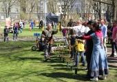 Pühapäeval saab Tiigiveski pargis vibu lasta ja ametnikega suhelda
