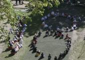 FOTOD! Tallinna mudilaste tantsupeol tantsisid pea 20 000 last üle linna