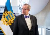 Ilves saatis Gruusia presidendile riigi 100. aastapäeval kirja