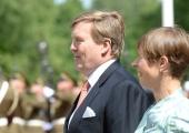 FOTOD JA VIDEO! Madalmaade kuningas Willem-Alexander:  tänapäeva maailm on ebakindel koht, väikeste riikidena peame kokku hoidma