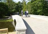 Löwenruh` park sai uue silla ja parkla
