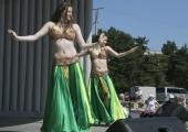 FOTOD! Võitluskunstide festival tõi idamaade kultuuri Männi parki