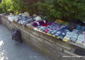 Mupo tüdines Viru tänaval tegutsevatest sokimüüjatest