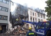 Saksamaal sai hooneplahvatuses viga 25 inimest