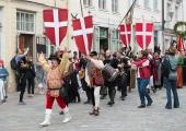 SUUR GALERII JA VIDEO! XIX Tallinna Keskaja Päevad algasid suursuguse rongkäiguga