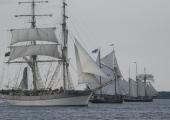 VIDEO! Tallinna Merepäevad avas võimas mereparaad
