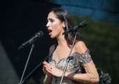 FOTOD JA VIDEO! Kadriorg tähistas 300. sünnipäeva Elina Nechayeva kauni kontserdiga