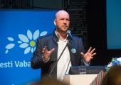 Artur Talvik loob uut parteid