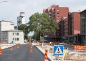 Gonsiori tänava ehitus jõuab lõppjärku