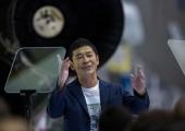 Jaapani miljardärist saab esimene SpaceX-i kosmoseturist