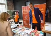 Raamatuid annetades võid kinkida elu
