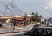 Sel nädalavahetusel külastab Tallinna kaks suurt purjelaeva