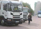 FOTOD JA VIDEO! Abilinnapea Züleyxa Izmailova tutvustas Haaberstis rakenduvat jäätmevedu