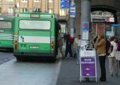 Harjumaa liinide bussiliiklus Tallinnas 25. septembril