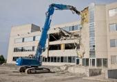 FOTOD! Telia kontor lammutatakse maha