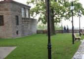 Linnapea ja peapiiskop tutvuvad renoveeritud Piiskopi aiaga