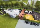 Linna lisaeelarve aitab teid korda teha ja spordiparke rajada