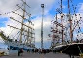 VIDEO! Nädalavahetusel külastas Tallinna kaks suurt purjelaeva
