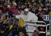 FOTOD JA VIDEO! Paavst missal: teie teate, mis on võitlus vabaduse eest