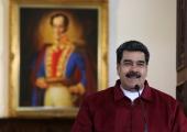 USA kehtestas sanktsioonid Venezuela presidendi siseringile