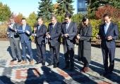 Kotkapoja roheala uuendamine sümboliseerib sõprussuhteid Eesti ja Azerbaidžaani vahel
