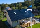 Päikesekatuseid tootev Eesti ettevõte võitis rahvusvahelise energiahiiu ENGIE