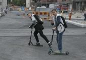 Uus Gonsiori tänav aitab ratta või bussiga kiiremini kohale jõuda