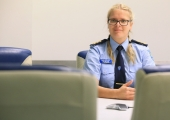Veebikonstaabel Maarja Punak: olen politseinike üle uhke